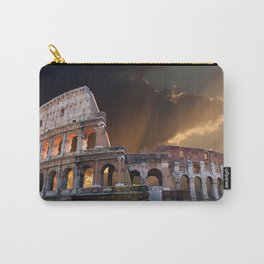 The Coliseum of Ancient Rome Carry-All Pouch