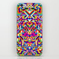 no face iPhone & iPod Skins featuring Face by Toshima115