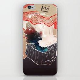 Diciembre iPhone Skin