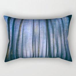 The Frosty Forest II Rectangular Pillow
