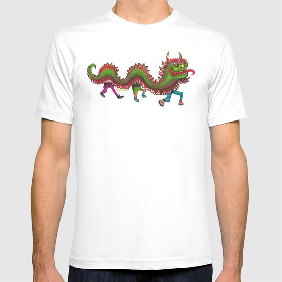 Happy Year of the Dragon  T-shirt