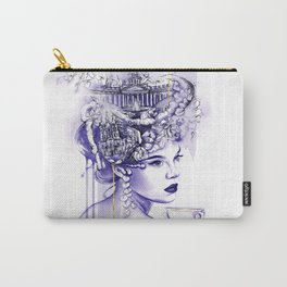 Miss Saint Petersburg Carry-All Pouch
