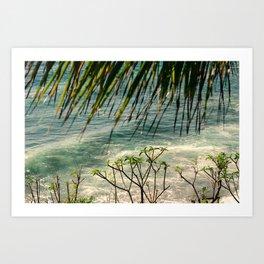 Bali Ocean Art Print