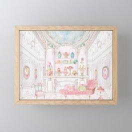 French Patisserie  Framed Mini Art Print