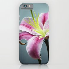 Pink Lily iPhone 6s Slim Case
