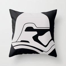 FN-2003 Stormtrooper profile Throw Pillow