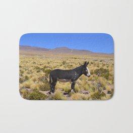 horse by Bruna Fiscuk Bath Mat