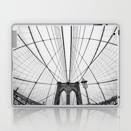 Brooklyn Bridge, NYC Laptop & iPad Skin
