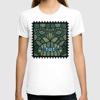kaiju T-shirts featuring Kaiju Voronoi by Enrique Valles