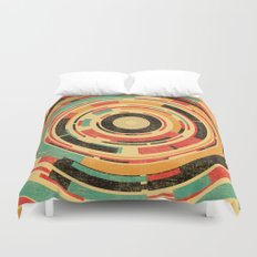 Space Odyssey Duvet Cover