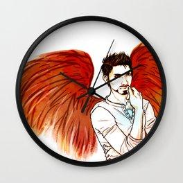 WINGED Wall Clock