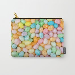 Happy Easter Speckled Jelly Beans Carry-All Pouch