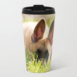 I'm not a fox but a Malinois puppy Travel Mug