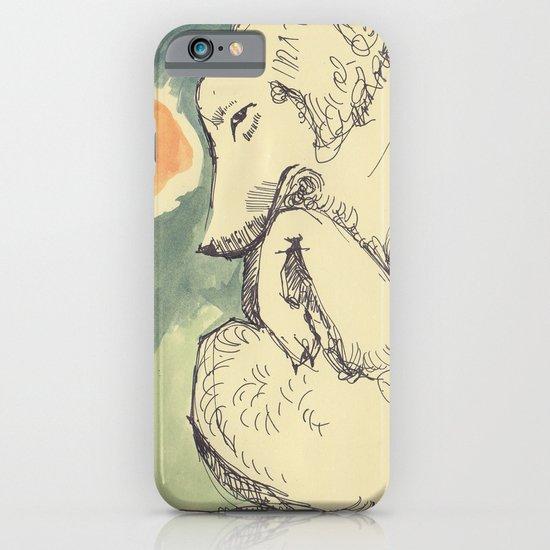 Sleep Dog iPhone & iPod Case