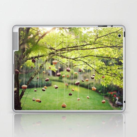Cupcake Tree Laptop & iPad Skin