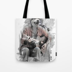 Howl at the Moon Tote Bag
