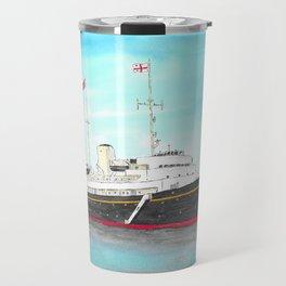 Royal Yacht Britannia Travel Mug