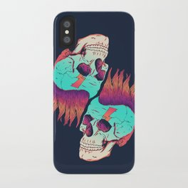 Skull Redux iPhone Case