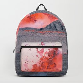 volcano #society6 #decor #buyart Backpack