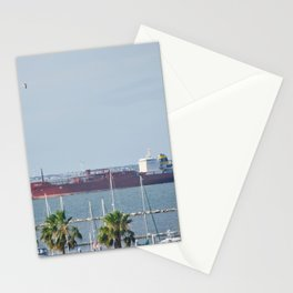 Petrochemical Tanker Stationery Cards