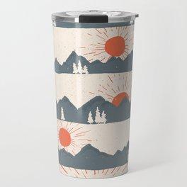 Sunrises... Sunsets... Travel Mug
