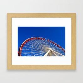Chicago, 2014 Framed Art Print