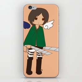 Ymir iPhone Skin
