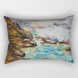 SUNRISE AT BURLEIGH HEADS Rectangular Pillow