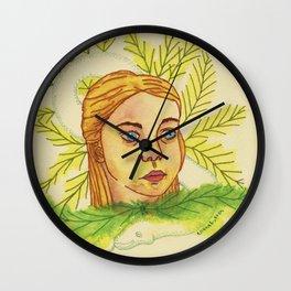 Nina - The OA Wall Clock