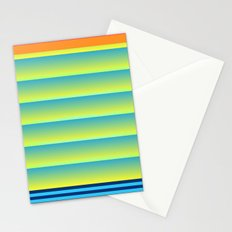 Gradient Fades v.2 Stationery Cards