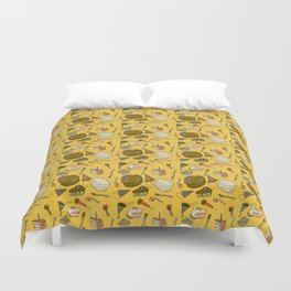 Party Like It's Your Birthday Cake Duvet Cover