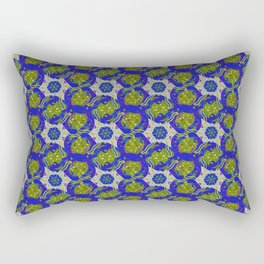 Earth and Water Rectangular Pillow