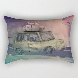 Have a nice trip Rectangular Pillow