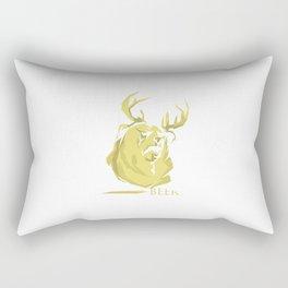 Mac's BEER Rectangular Pillow