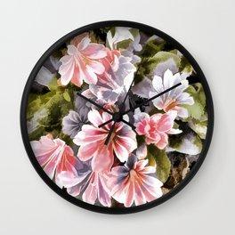 Rich Wall Clock