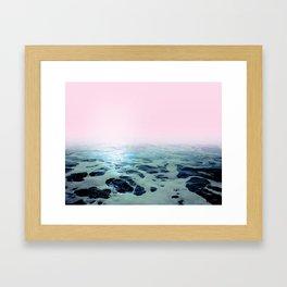 Bermuda Skies Framed Art Print