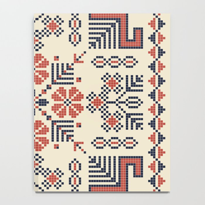 Embroidery from Palestine Notebook