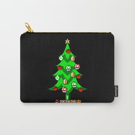 Xmas Games Carry-All Pouch