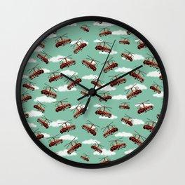 Hey Dad – It's a GYRO CAR! Wall Clock