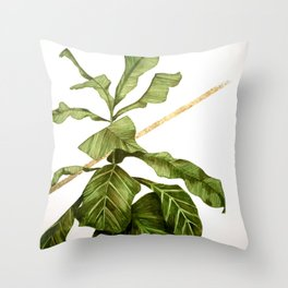 And & And Throw Pillow