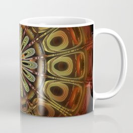 3d mandala steam punk stlye Coffee Mug