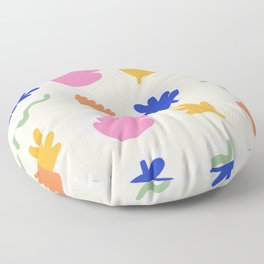 Flora Floor Pillow