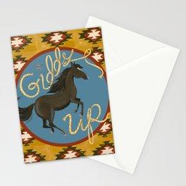 Giddy Up! Stationery Cards