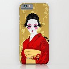 Geisha R iPhone 6s Slim Case