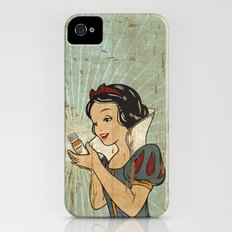 Snow White and her Xanax  iPhone (4, 4s) Slim Case