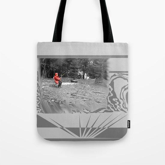 Sad Child Tote Bag