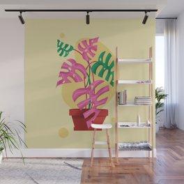 Plant Love Wall Mural