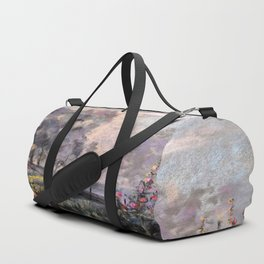 On the Sunset Duffle Bag