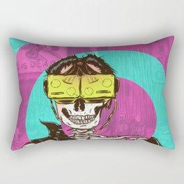 Virtual Dead Reality Rectangular Pillow