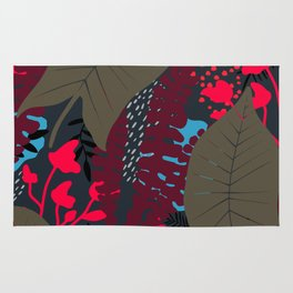 Welcome to the Jungle 4 Rug